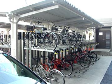 駐輪場・自転車置き場 ...